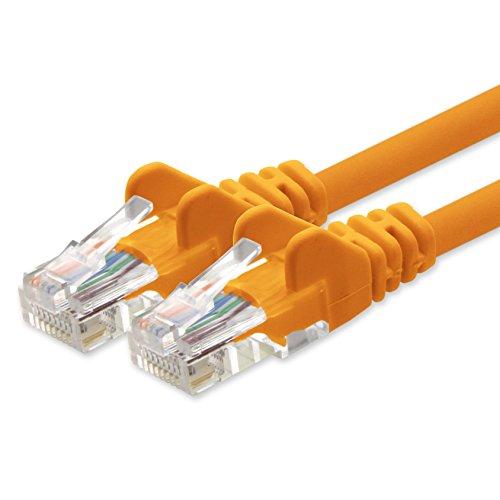 Cable de red Cat. 5, Ethernet, compatible con CAT5e, CAT6, CAT6a, CAT7,...