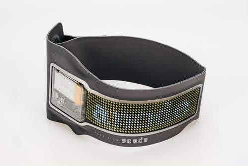 【FLEX SIGN anode】anode基板 DG1248W + アームバンド(グレー)のセット