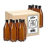Coopers DIY Beer 740ml Oxygen Barrier Home Brewing Beer Bottling Set, Qty. 15