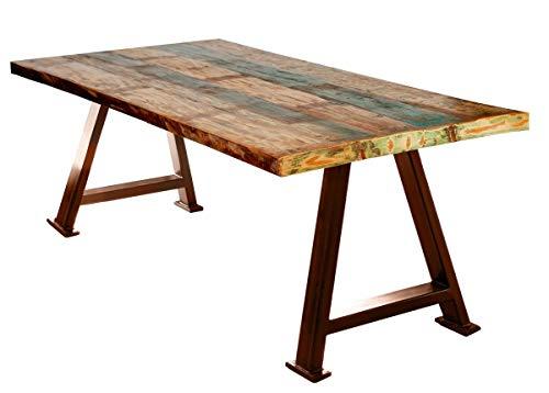 Sit Möbel TISCHE & BÄNKE Tisch 200x100 Altholz Bunt