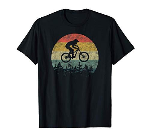MTB mountain bike downhill bike bikers dirt bike slopestyle T-Shirt