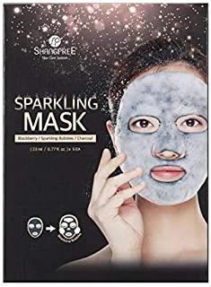 Shangpree Sparkling Sheet Mask- Single Pack