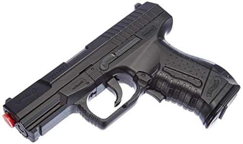 Walther WA25715 Softair P99 DAO electric mit Maximum0.5JouleAirsoftPistole,Schwarz,180mm
