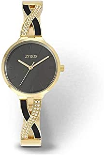 Zyros Casual Watch For Women Analog Metal - ZY1116L010102K