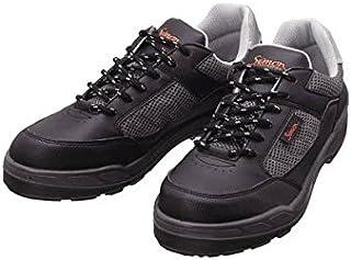 シモン プロスニーカー 短靴 8811ブラック 25.5cm 8811BK-25.5