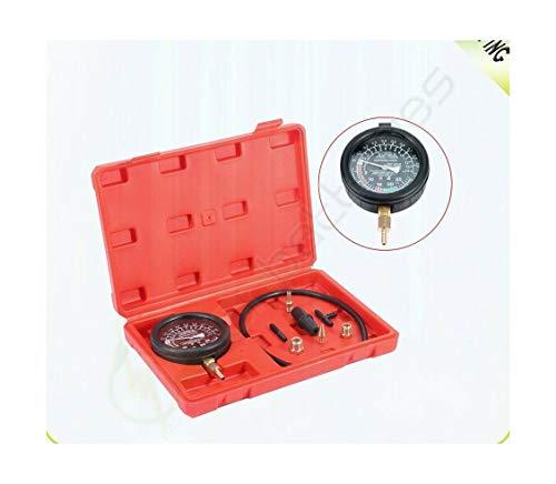 Buy Curetor Valve Fuel Pump Pressure and Vacuum Tester Gauge Test Tool Kit New
