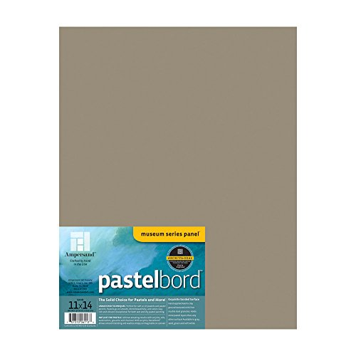 AmperSand, Pastelbord, Sand, 1/8 Inch 11X14