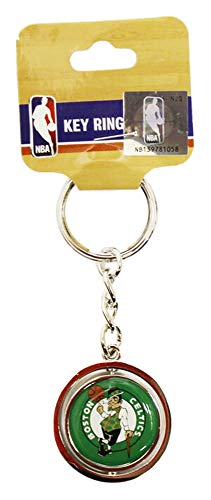 NBA Boston Celtics Spinner Key Ring