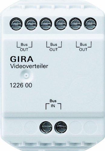 Gira 122600 Videoverteiler Türkommunikation