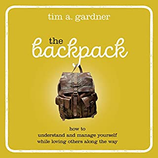 The Backpack audiobook cover art