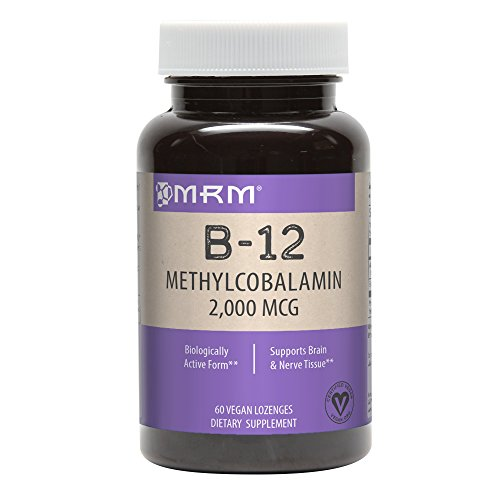 B-12 Methylcobalamin (2000mcg) 60 lzngs