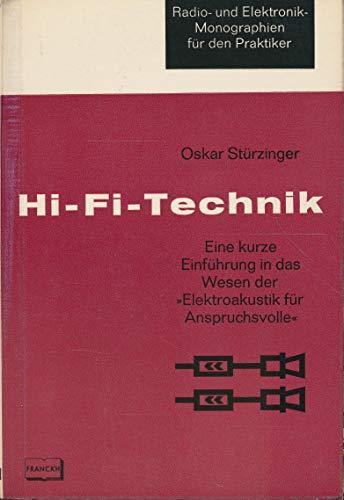 Hi-Fi-Technik