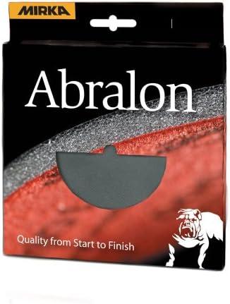 discount Mirka wholesale 8A-241-2000RP online 2 pieces 6-Inch P2000 grit Abralon discs online