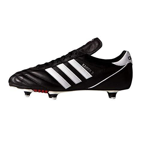 adidas Kaiser 5 Cup - Zapatillas de fútbol para Hombre, Negro (Negro), 46 EU