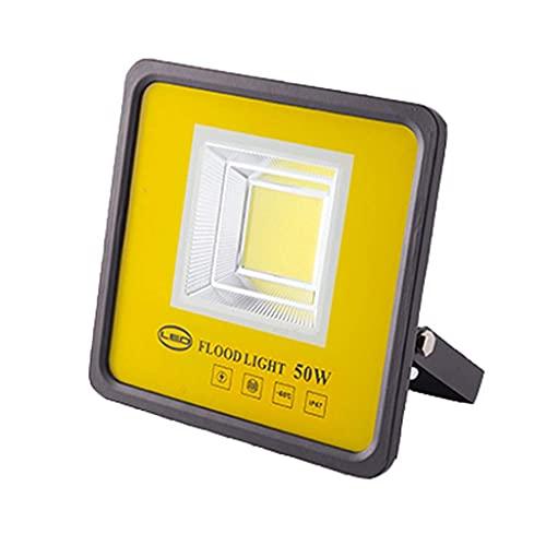 Proyector para el hogar, exterior IP67 Lámpara de proyección LED a prueba de agua para exteriores Iluminación de puerta abierta en el techo para exteriores Lámpara a prueba de explosiones IP66/65 (