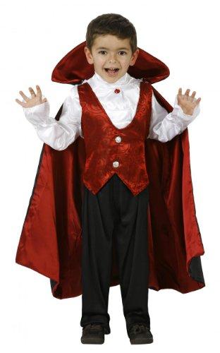 Deguisement-discount - Déguisement vampire garçon 7-9 ans