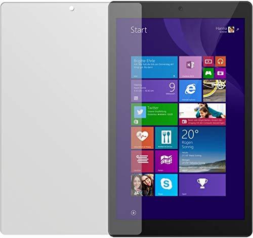 dipos I 2X Schutzfolie matt kompatibel mit Odys Wintab GEN 8 Folie Bildschirmschutzfolie