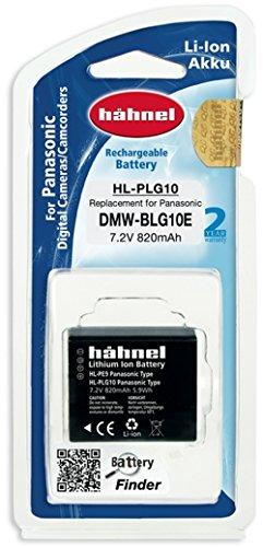 Hahnel HL-PLG10 - Batería de Recambio para Panasonic DMW-BLG10E (Ion de Litio)