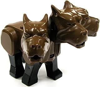 LEGO Harry Potter Fluffy (Three Headed Dog) 4