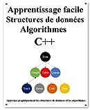 Apprentissage facile Structures de données et algorithmes C++: Graphiquement pour apprendre les structures de données et les algorithmes C++