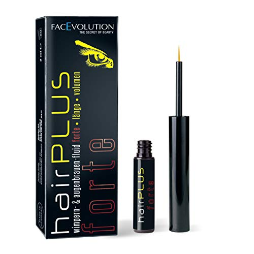 Facevolution Hairplus FORTE Wimpernserum und Augenbrauenserum 2ml