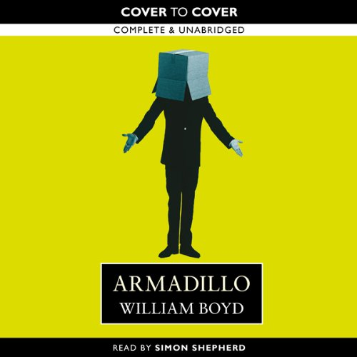 Armadillo cover art