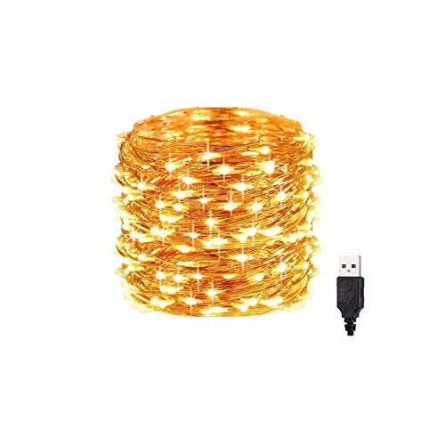 AQ89 String Light String Lights Decorative Bedroom Garden Yard Parties Wedding 1 Pcs12Mx120 Led Home & Garden Led Light