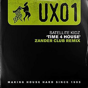 Time 4 House (Zander Club Remix)