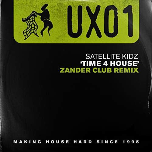 Satellite Kidz & Zander Club