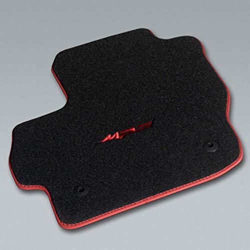 Mazda 3 BL Original Textilfußmattensatz Premium MPS BJ ab 2009*NEU*