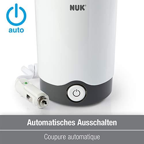 Nuk 10256404 - Calentador de biberones que calienta...