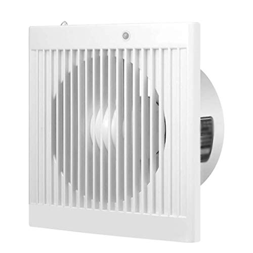 ACQUIRE 6 Inches Home Ventilation Fan Bathroom Garage Exhaust Fan Ceiling and Wall Mount Fan for Kitchen/Bathroom, Low Noise, Strong Exhaust