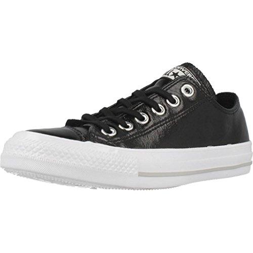 Converse Chucks Low CT AS OX 558002C Schwarz Black, Schuhgröße:40