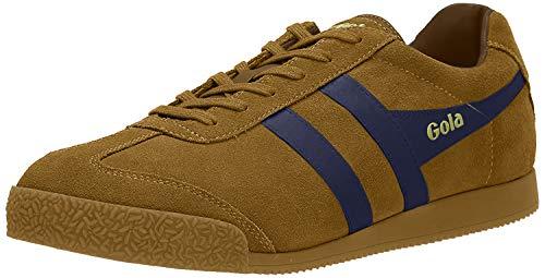 Gola Herren Cma192 Sneaker, Braun (Caramel/Navy CL), 40 EU