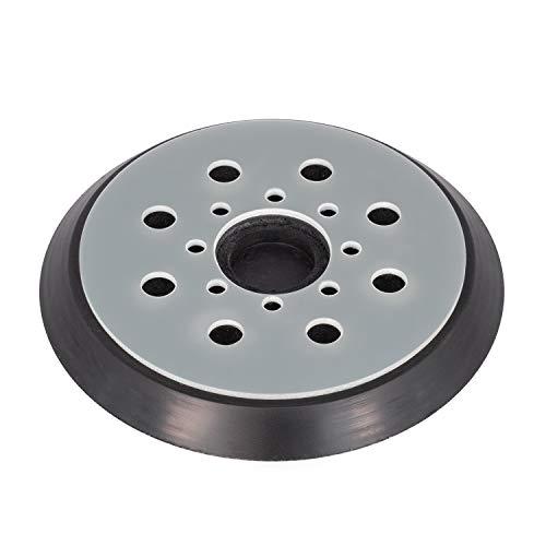 SCHLEIFTELLER 125mm Klett für BOSCH PEX 220 A Exzenterschleifer als Ersatzteil und Alternative zum original Bosch Schleifteller/Kletthaftteller - MITTELHART - DFS