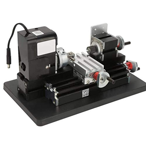 Z20002M 24W mini-métal // Tour 24W, 20000rpm métal tour machine didactique Machines équipements...