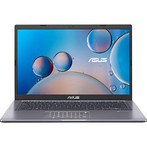 ASUS M415DA-EK274 - Ordenador Portátil de 14' FullHD (Ryzen 5 3500U, 8GB RAM, 512GB SSD, Radeon graphics, Sin Sistema Operativo) Gris Pizarra-Teclado QWERTY español