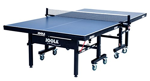 JOOLA Inside 25mm Table Tennis Table with Net Set - Features 10-Min...