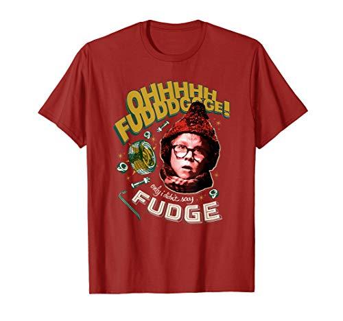 A Christmas Story Oh Fudge! T-Shirt