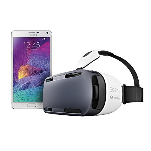 Samsung Gear VR - Virtual Reality - for Galaxy Note 4 (Certified Refurbished)