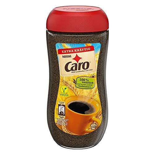 Nestlé CARO Landkaffee Extra kräftig, 1er Pack (1 x 150g)