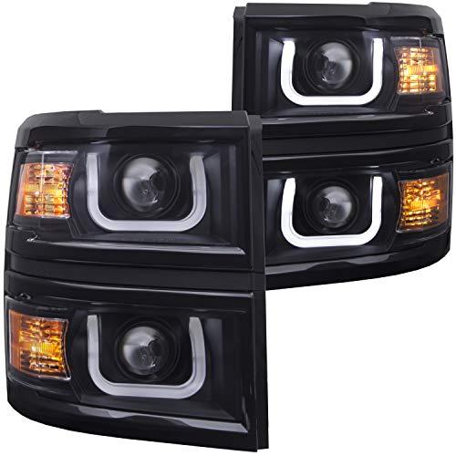 AnzoUSA Headlights For Silverado