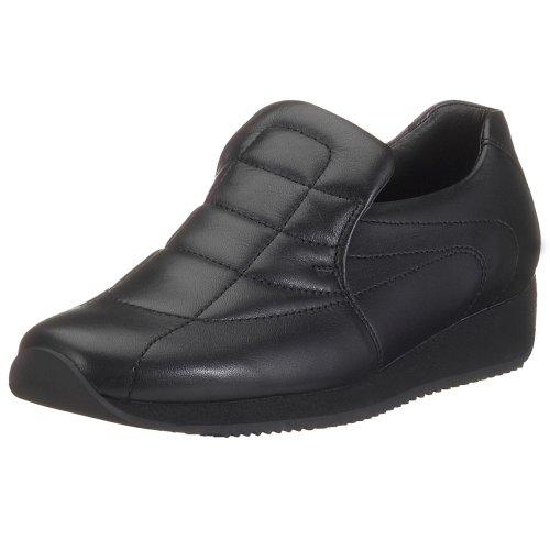 ara Gil 2-42602-01, Damen Sneaker, schwarz, (schwarz 1), EU 42 2/3, (UK 8.5)