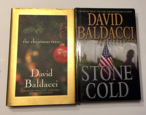 2 Books! 1) The *Christmas Train 2) Stone Cold