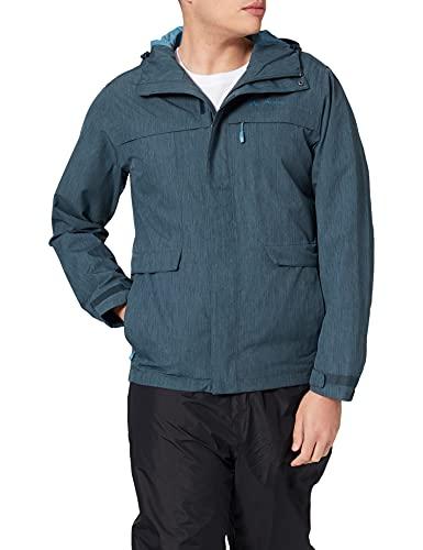 VAUDE Herren Jacke Men's Rosemoor Jacket, Steelblue, XXL, 41463