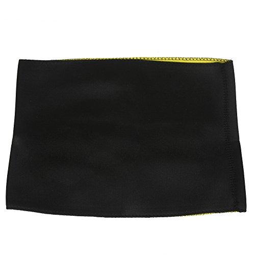 Ceinture de formation de taille ventre ventre minceur formation de taille ceinture abdominale Shaper corps pour Wemon et homme(XXL)