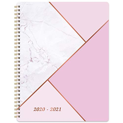 2020-2021 Planner - Academic Weekly & Monthly Planner with Marked Tabs, 8