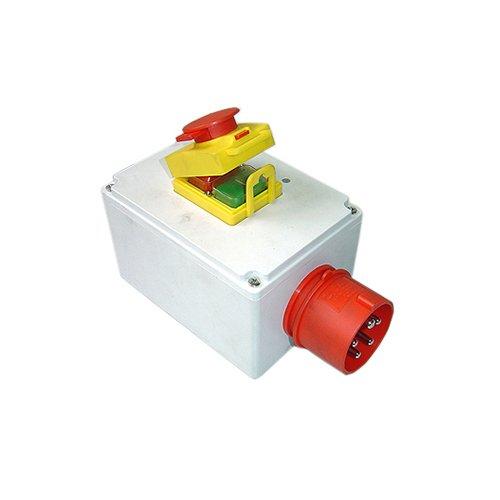 LESCHA ATIKA Ersatzteil | SSK Schalter 400V Atilon KJD 27-2 für Baukreissäge ATU/ABH/BTH/BTK/BTU/CBL/CPFL/CPHL