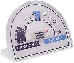 Refrigerator Thermometer for Fridge Freezer with Recommended Fridge Freezer Thermometer Temperature Zones Cooler Chiller