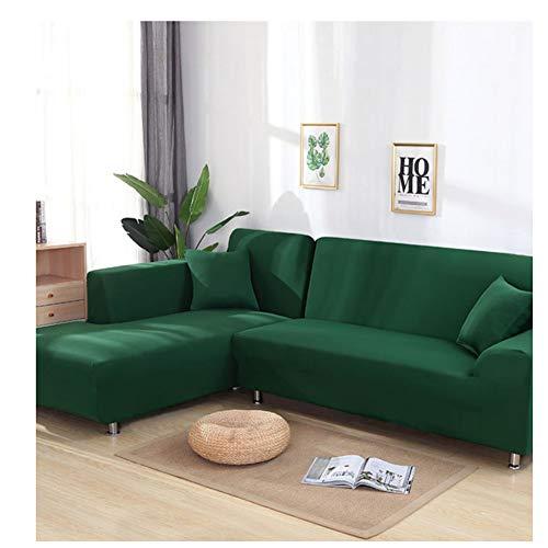 empty Elastische Sofabezug, Sofaschutzbezug, rutschfeste Wohnzimmerdekoration (1/2/3/4 Sitz) M6 90X140Cm